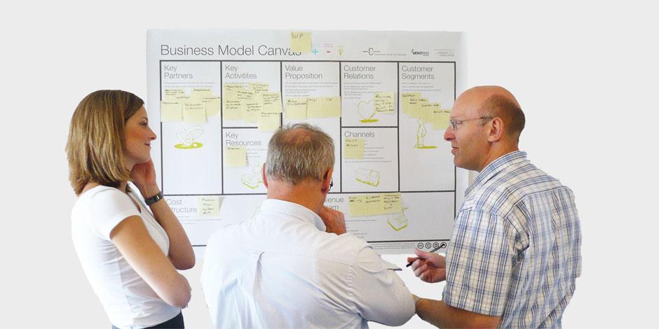 Forretningsmodeludvikling 1