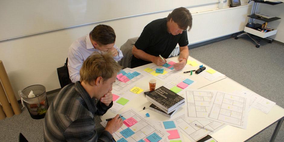 Forretningsmodeludvikling 2