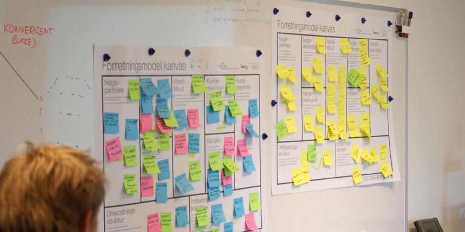 Forretningsmodeludvikling 5